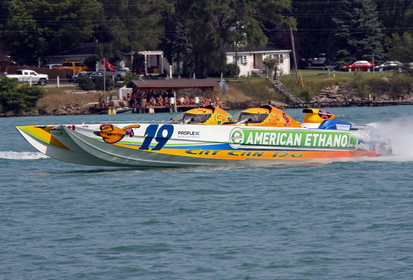 World Cat Boats For Sale >> St. Clair Michigan OPA Offshore Race – Powerboat Racing World
