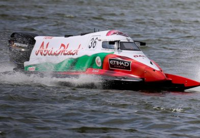 UIM F2 Championship heads to Zarasai in north eastern Lithuania for round five action