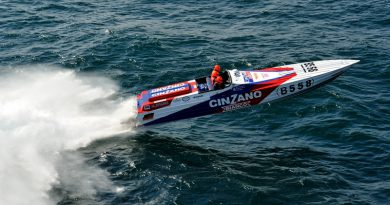 Wood Power retires from Offshore Racing