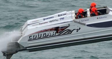 Days after his Cowes Torquay Cowes victory, Carr reflects on the race