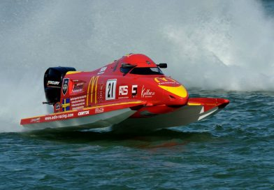 Edin and Sundsdal talk about the UIM F2 European Championship