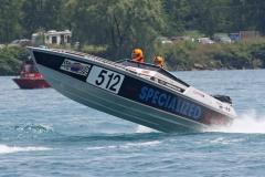 1st. SPECIALIZED RACING. Superboat Vee. Class 5 -  Photo: paulkemielphotographics.com