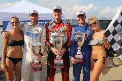 Formula One. Podium. 3rd Place.Brent Dillard.1st Place.Chris Fairchild. 2nd Place.Greg Foster