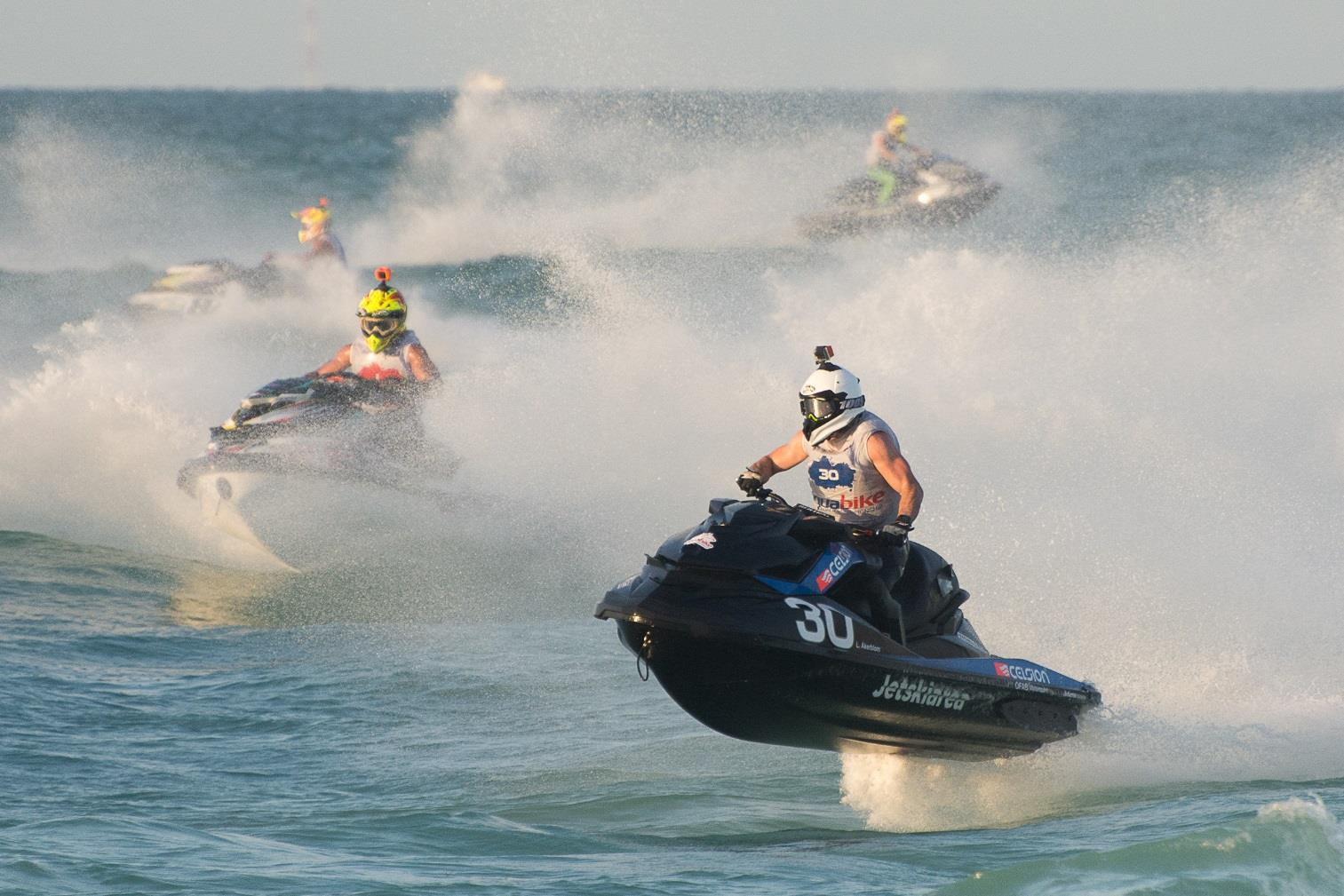 DARIUS OLEJNIK (Poland) UIM-ABP Aquabike Class Runaboat GP1 – Grand Prix of Dubai - 25.11.2017