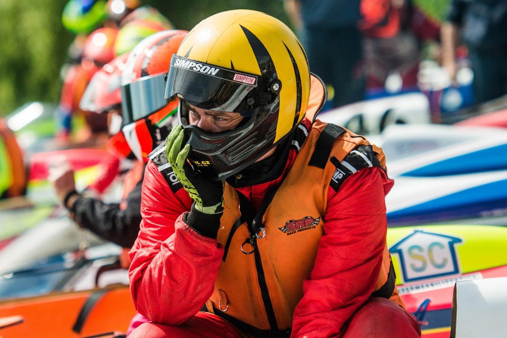 IREN AKSENOVA (Poland) World Championship O-350, driver David Loukotka, Chodziez. 9- 11.06.2017